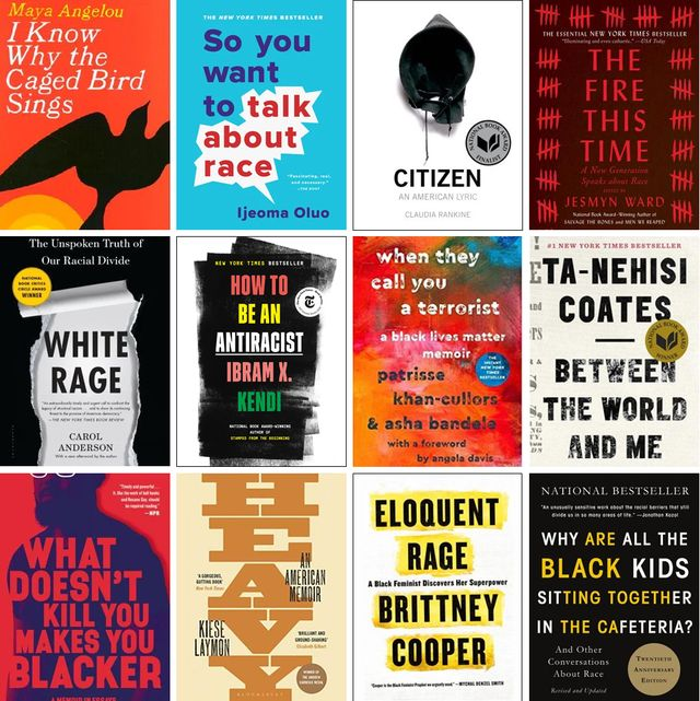 best books about anti racism to educate yourself