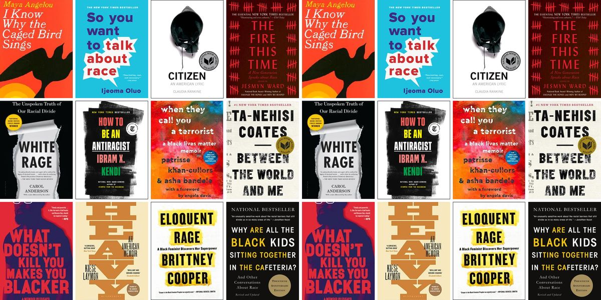 20 Powerful Books About Anti-Racism to Read Right Now