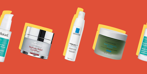 anti-redness products