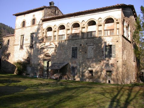 You can buy this beautiful ex-monastery in Italy for just €1