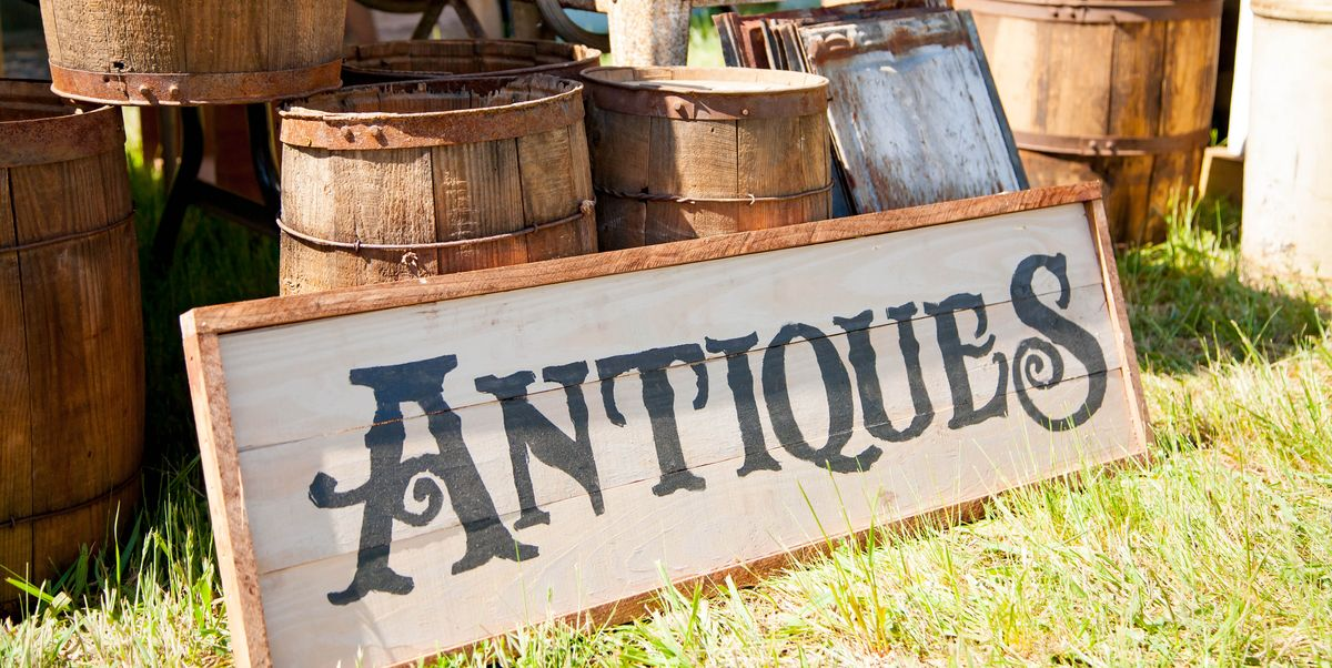 40 Antiques Worth Money – Antique Dishes, Furniture and Antique Toys Worth Money