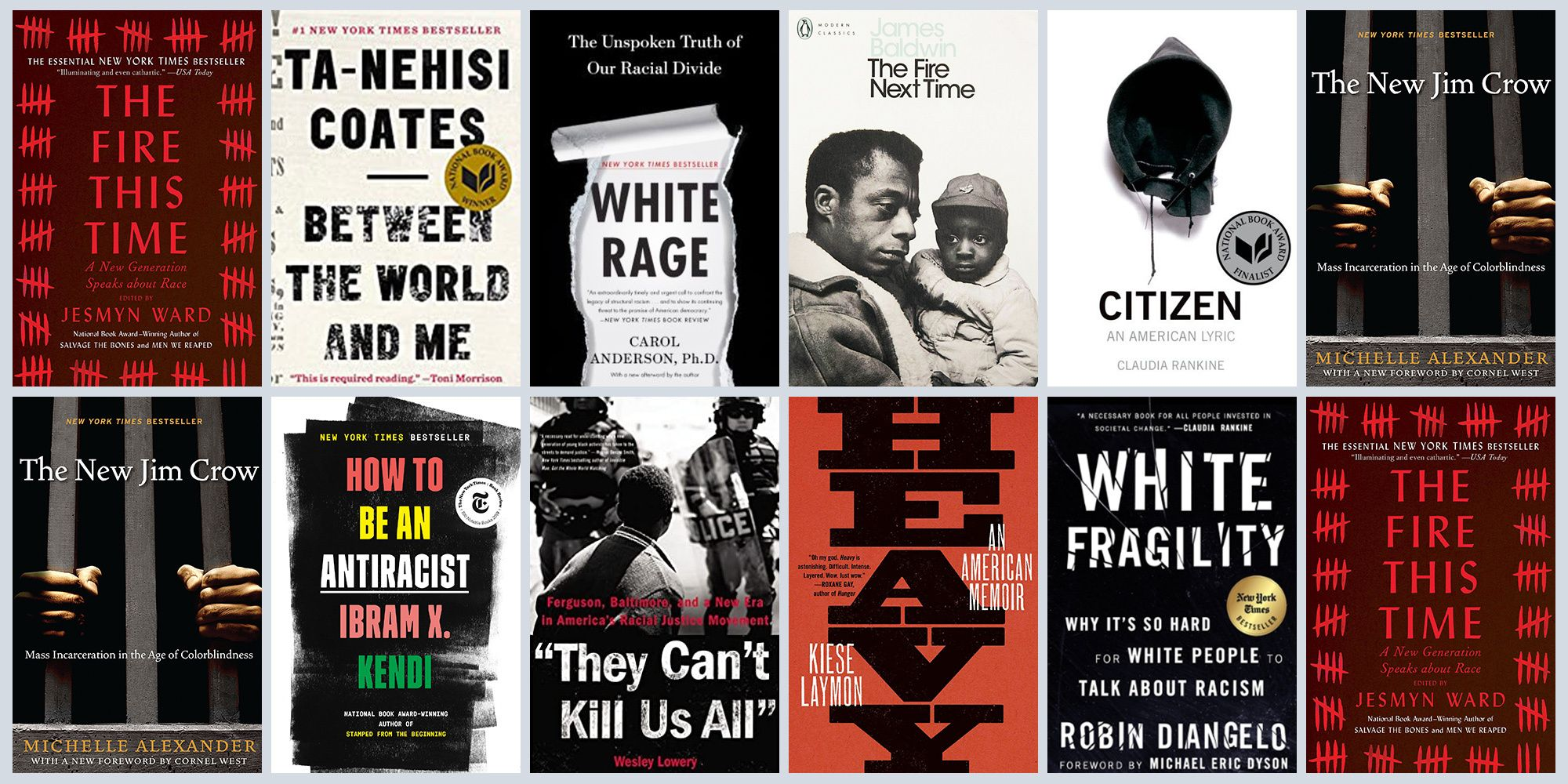 10 Best Books on Anti-Racism - Essential Anti-Racism Reading List