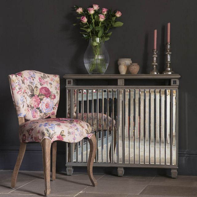 antoinette small mirrored radiator cover, my furniture