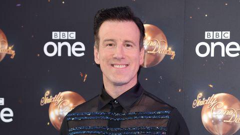 'Strictly Come Dancing 2018' Anton Du Beke