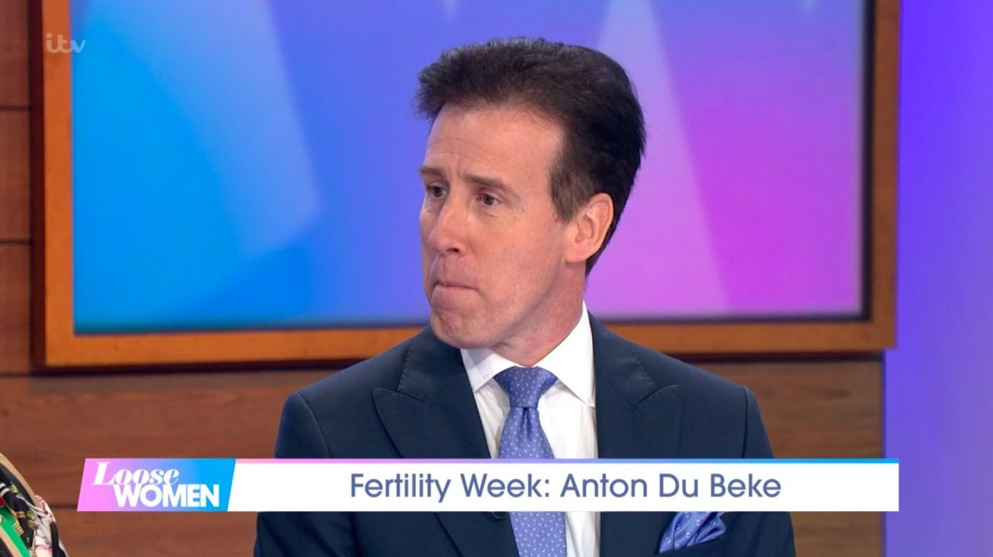 Strictly Come Dancing's Anton Du Beke opens up about fertility struggles