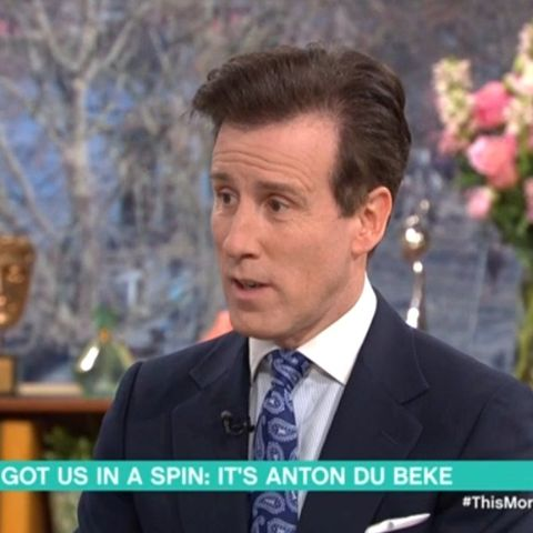 Strictly Come Dancing's Anton Du Beke lands a new job on This Morning