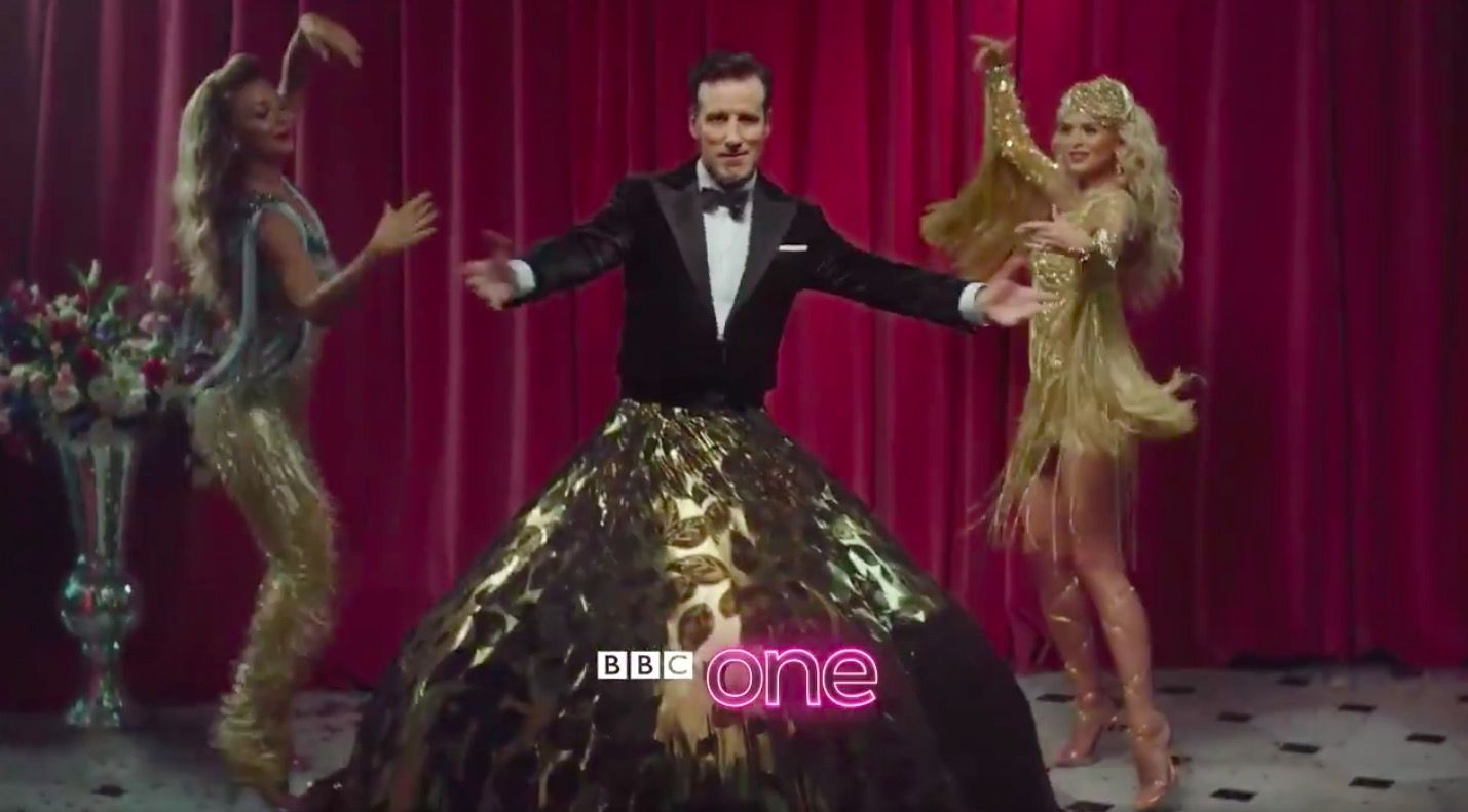 Strictly Come Dancing's stars glam up in first 2019 series trailer