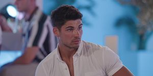 Love Island's Anton Danyluk left the villa after falling ill