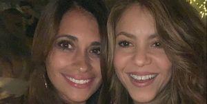 Antonella y Shakira