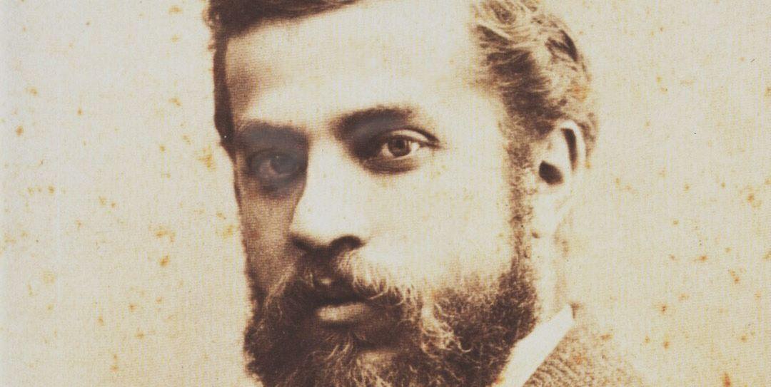 Antoni Gaudí el ministerio del tiempo