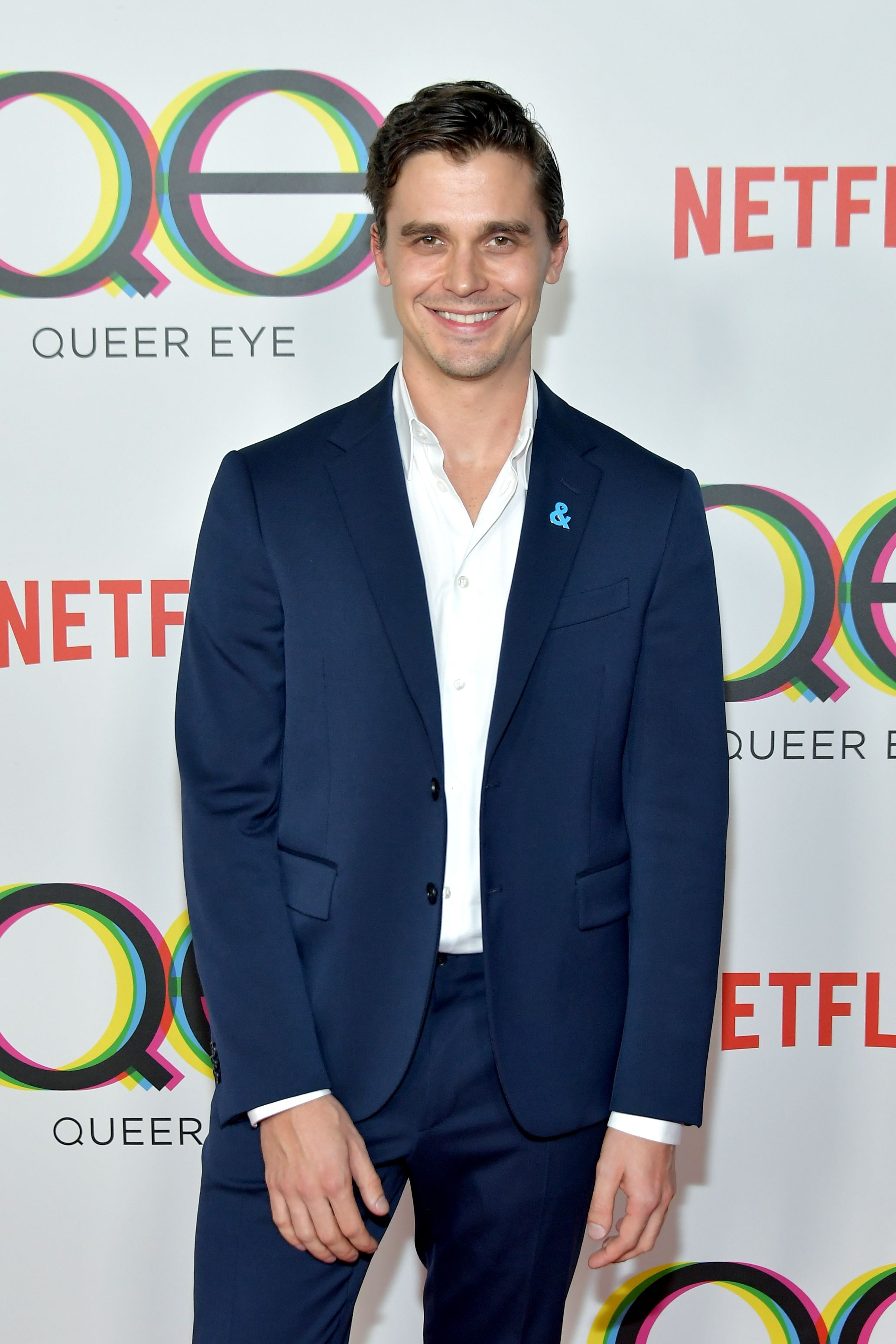 Antoni Porowski Just Explained Why You Need a 'Safe Move' While Being Choked