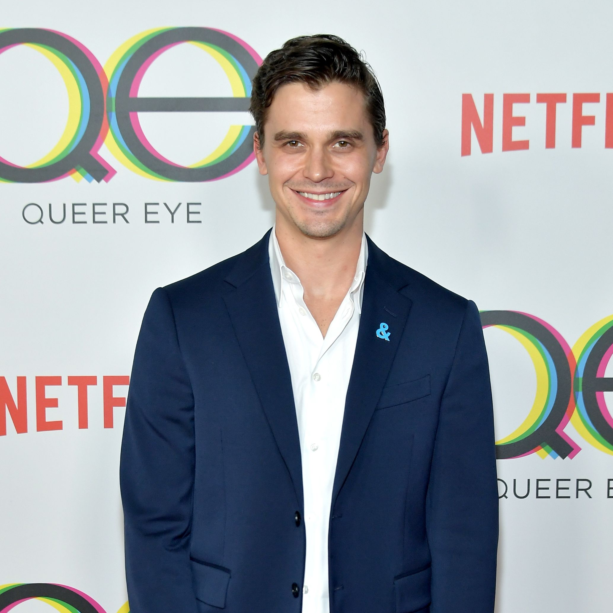 Antoni from 'Queer Eye' Just Explained What Actually Happened During That Kate Beckinsale, Pete Davidson Make-Out