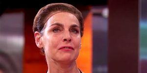 Antonia Dell'Atte insulta a sus compañeros tras suexpulsión de'MasterChef Celebrity 3'