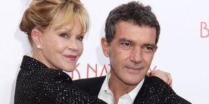 Antonio Banderas y Melanie Griffith, juntos de nuevo en la celebración del cumpleaños de Stella del Carmen