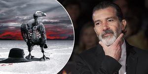 Antonio Banderas Westworld
