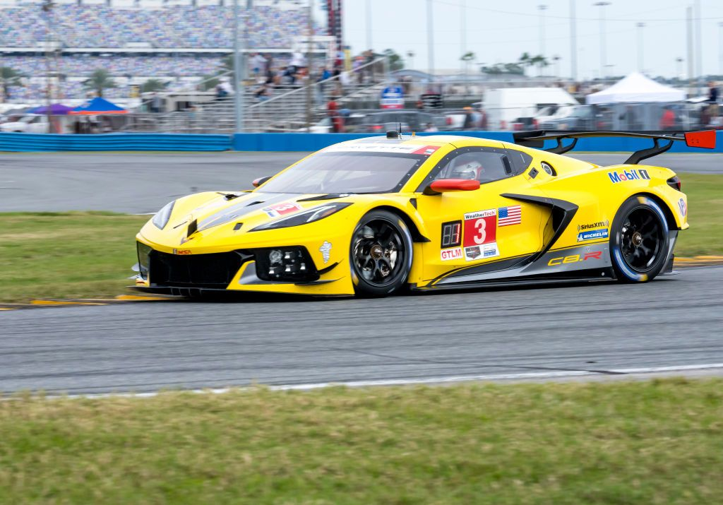 Rolex 24 at Daytona Preview: All Eyes on 7-Car GTLM Class, Midengine Corvette C8.R