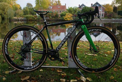Kaitie Antonneau Cyclocross Bike