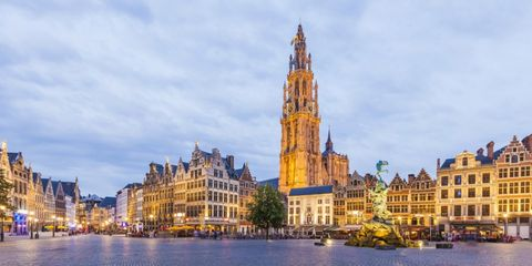Koffie, lunch en uit eten Antwerpen