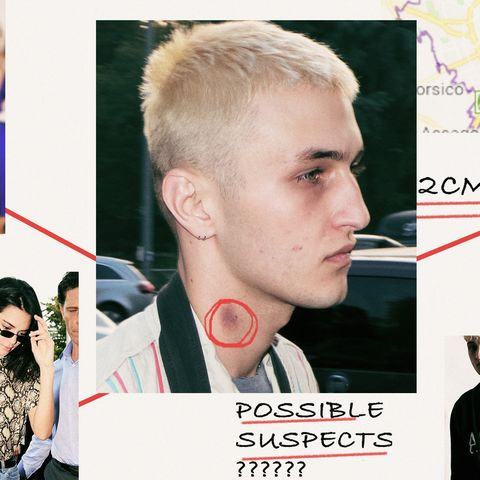 Face, Hair, Chin, Skin, Nose, Cheek, Hairstyle, Head, Eyebrow, Forehead,