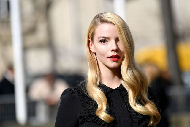 paris, france   march 03 anya taylor joy attends the miu miu show as part of the paris fashion week womenswear fallwinter 20202021 on march 03, 2020 in paris, france photo by jacopo raulegetty images