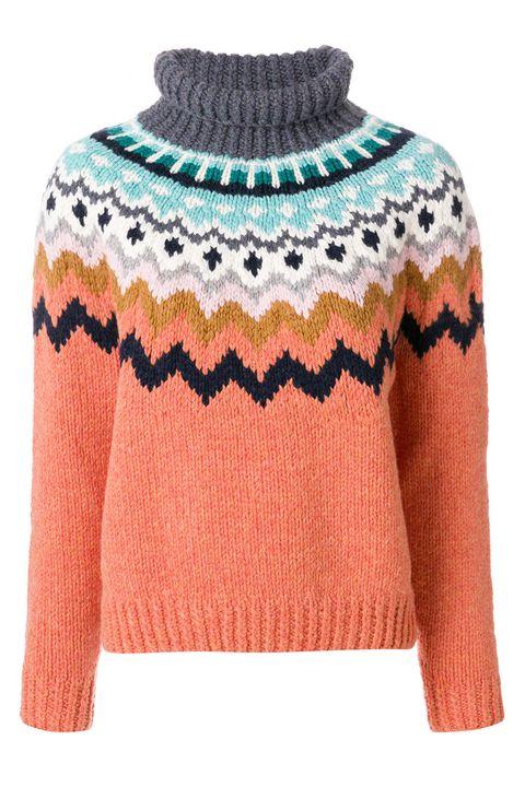 Alpine knit