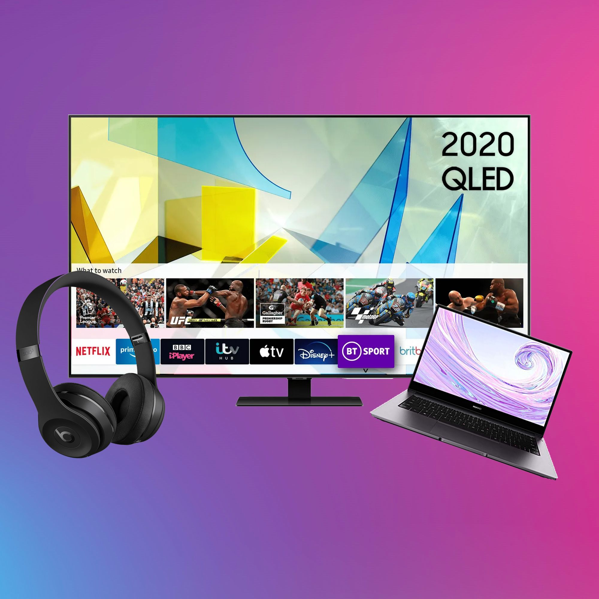 Black Friday Deals 4k Tv Headphones And Laptop Offers From Ao