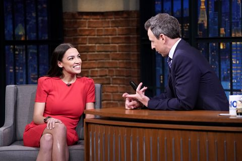 Alexandria Ocasio-Cortez Reminds Us the Halls of Congress Are Crawling With Fox News Grandpas