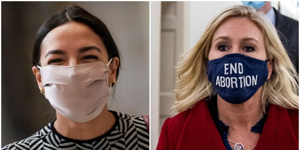 What You Need to Know About Marjorie Taylor Greene's History With Alexandria Ocasio-Cortez