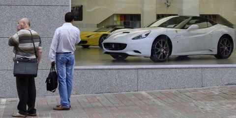 Land vehicle, Vehicle, Car, Sports car, Supercar, Ferrari california, Performance car, Automotive design, Luxury vehicle, Coupé,