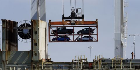 Vehicle, Industry, Construction, Watercraft,