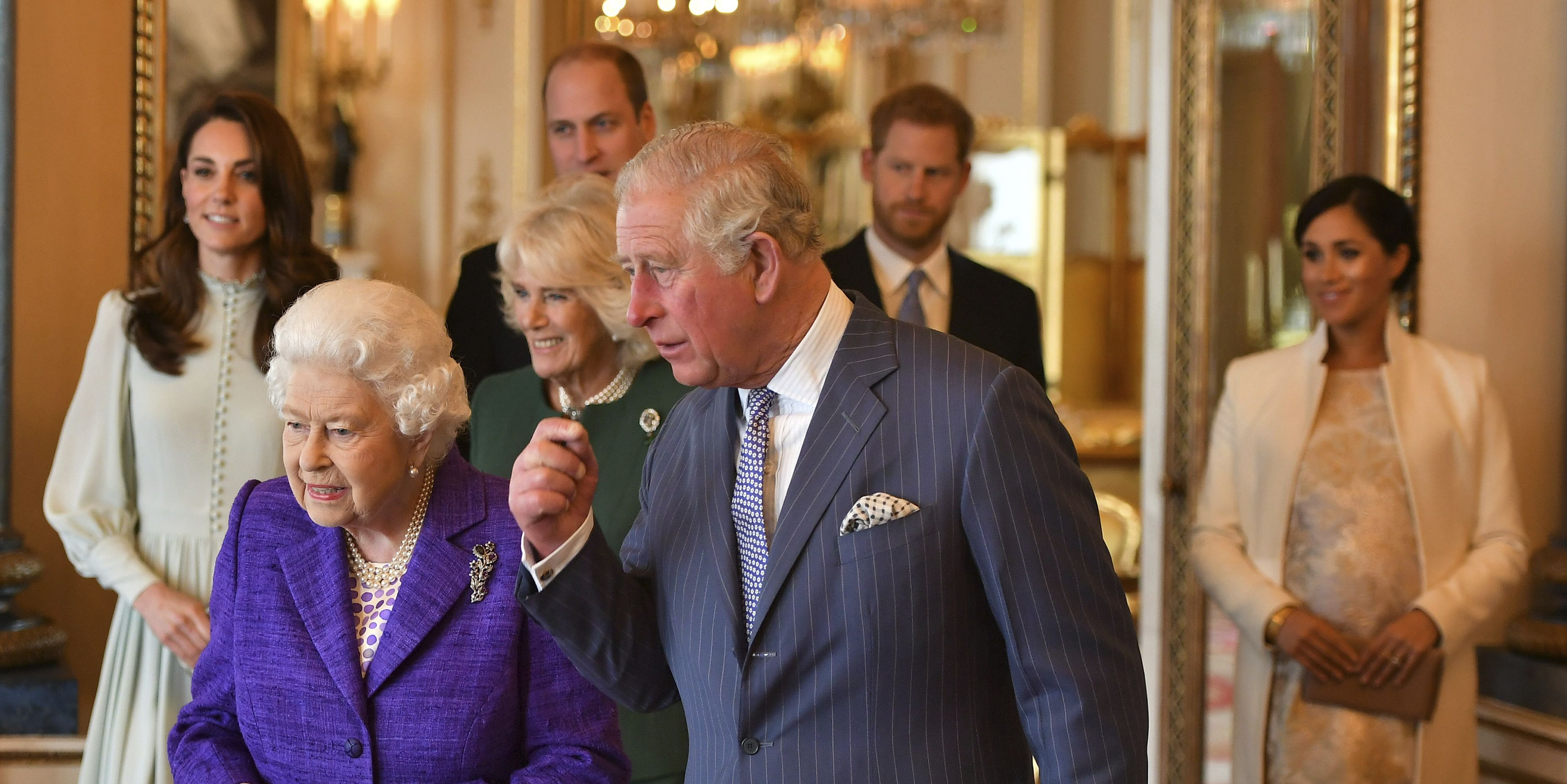 See All the Photos of the Royal Family at the 50th Anniversary of Prince Charles's Investiture