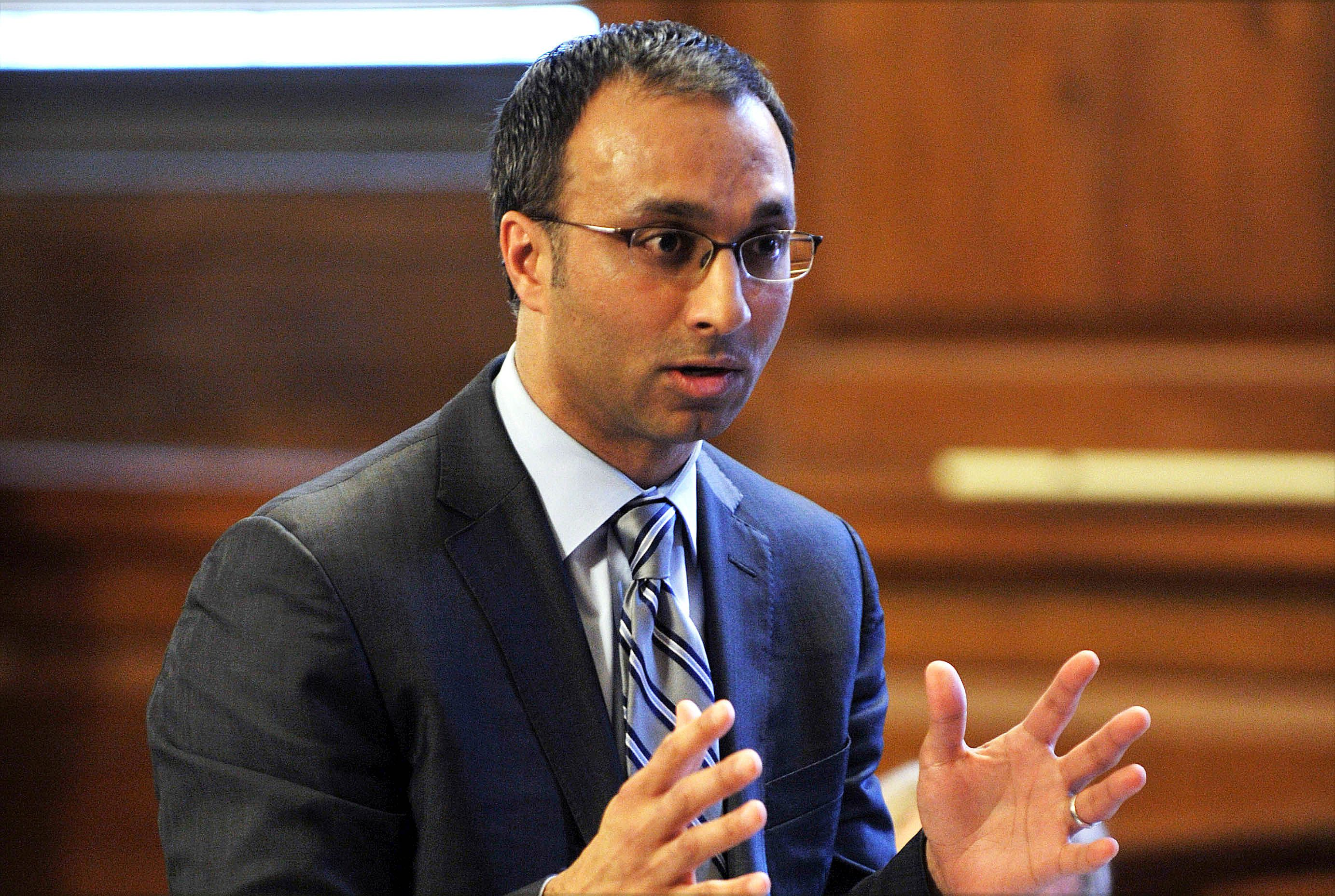 Judge Amit Mehta Just Threw Trump's Lawyers Out of Court Like a Bar Bouncer Would a Drunk