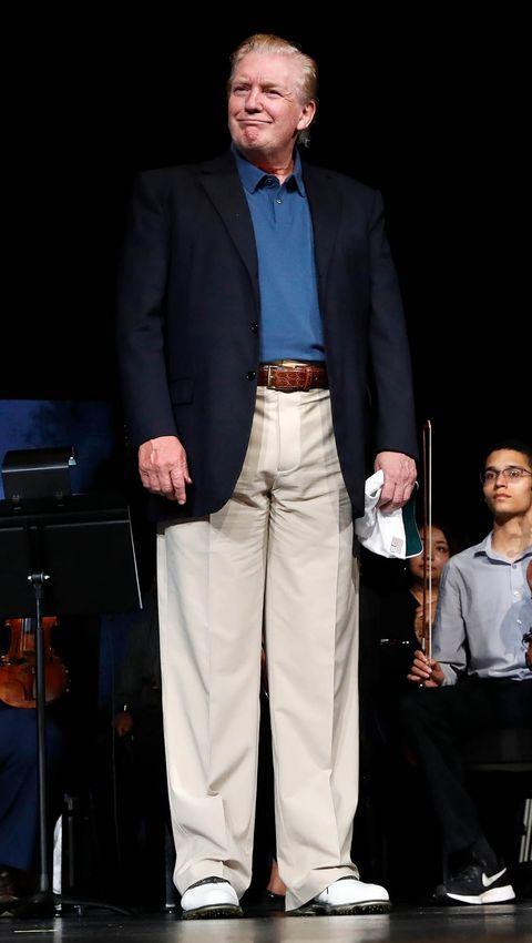 Donald Trump,David Platt
