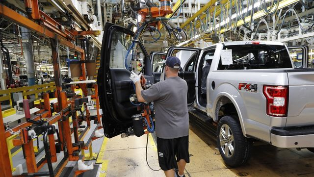 ford f 150 assembly plant