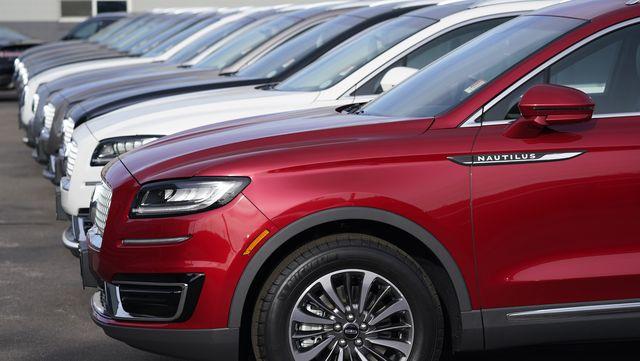 january 2021 new car sales