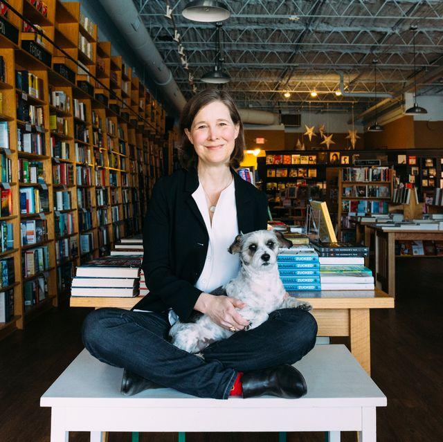 ann patchett talks to oprah magazine about independent bookstores