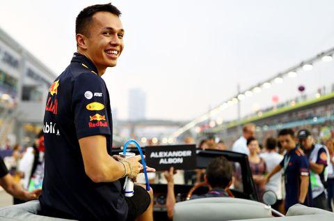 Alex Albon - Red Bull 2020