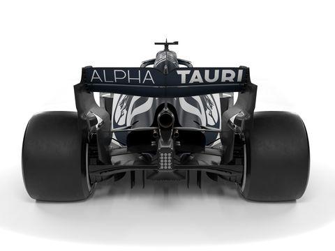 AlphaTauri AT01 - F1 2020