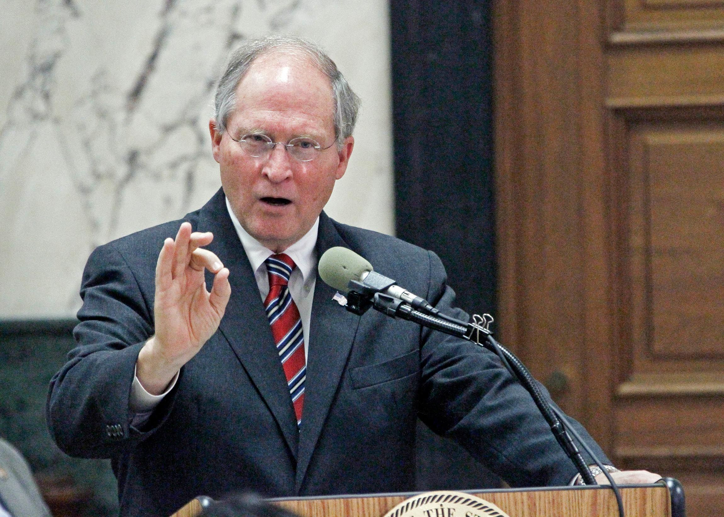 Do These Mississippi Governor Candidates Spend Their Lives Running Away From Women?