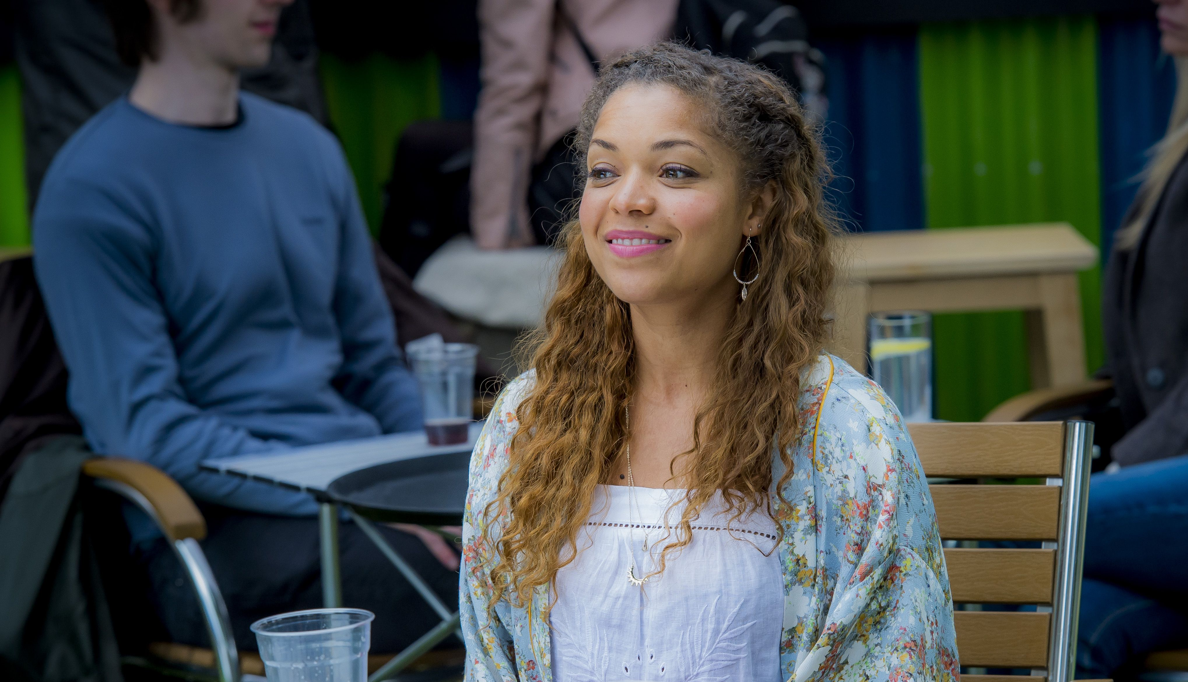 Antonia Thomas the good doctor