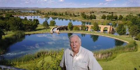 T. Boone Pickens Ranch