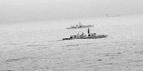 Vehicle, Boat, Watercraft, Convoy rescue ship, Ship, Light cruiser, Battleship, Battlecruiser, Seaplane tender, Destroyer,