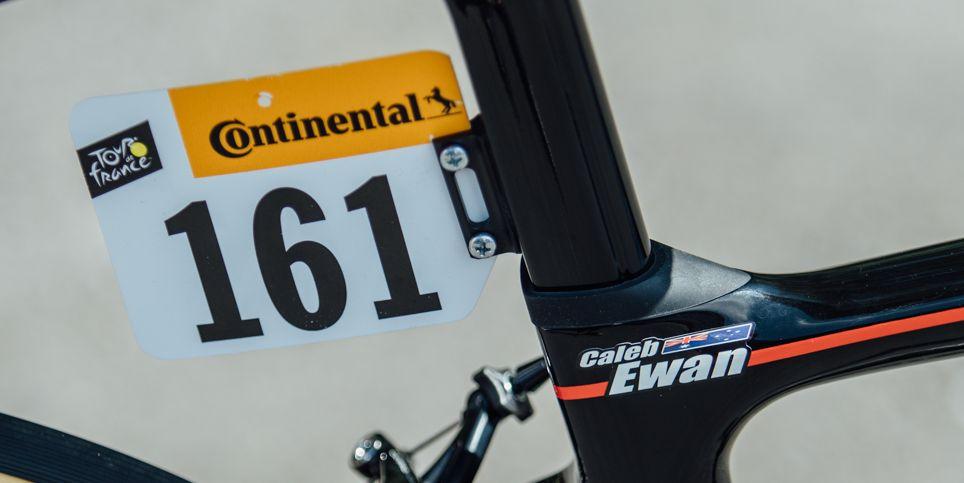 Caleb Ewan's Ridley Noah   Tour de France Fastest Bikes