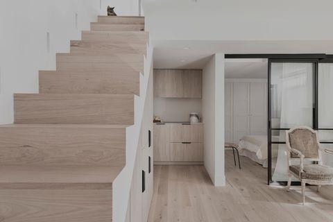 apartamento de estilo nórdico y minimalista en tonos neutros