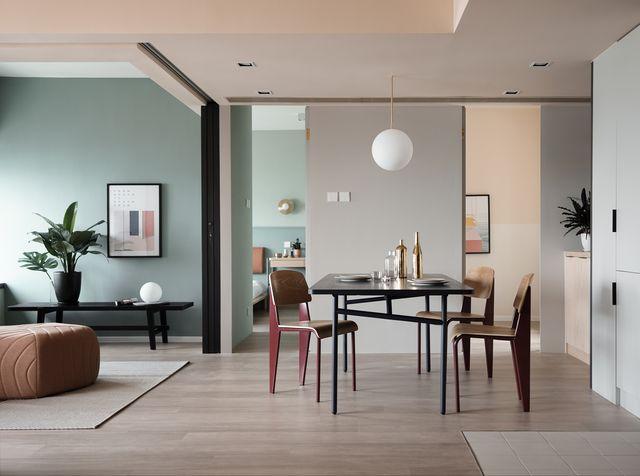 Diseño De Interiores Para Apartamento Pequeño En Hong Kong