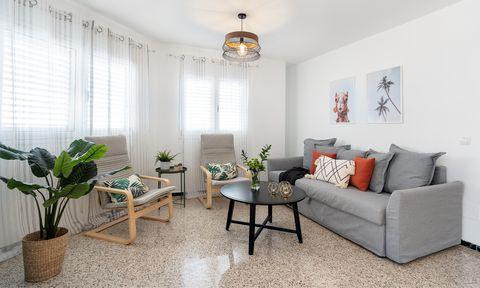 Apartamento vacacional en Gran Canaria con proyecto de home staging