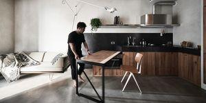 Apartment X de KC Studio: diseño a medida