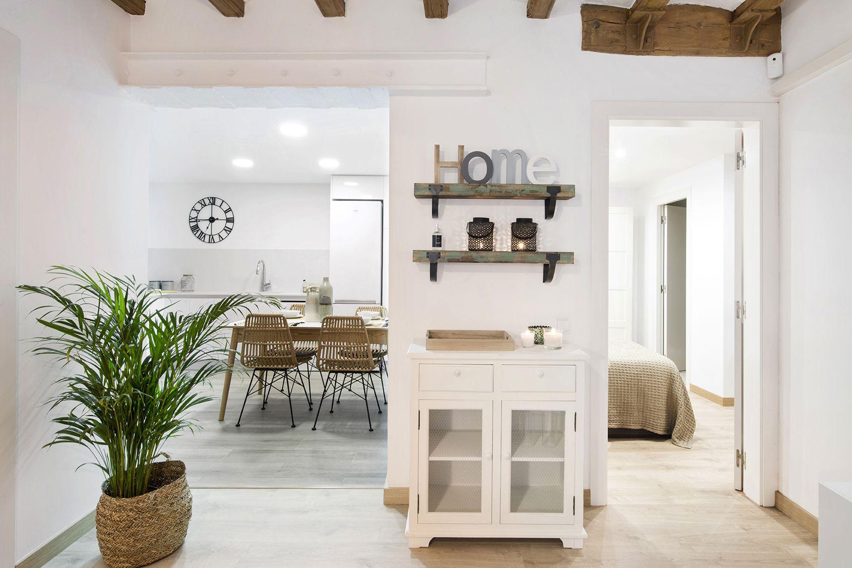 Apartamento en el casco antiguo de Barcelona