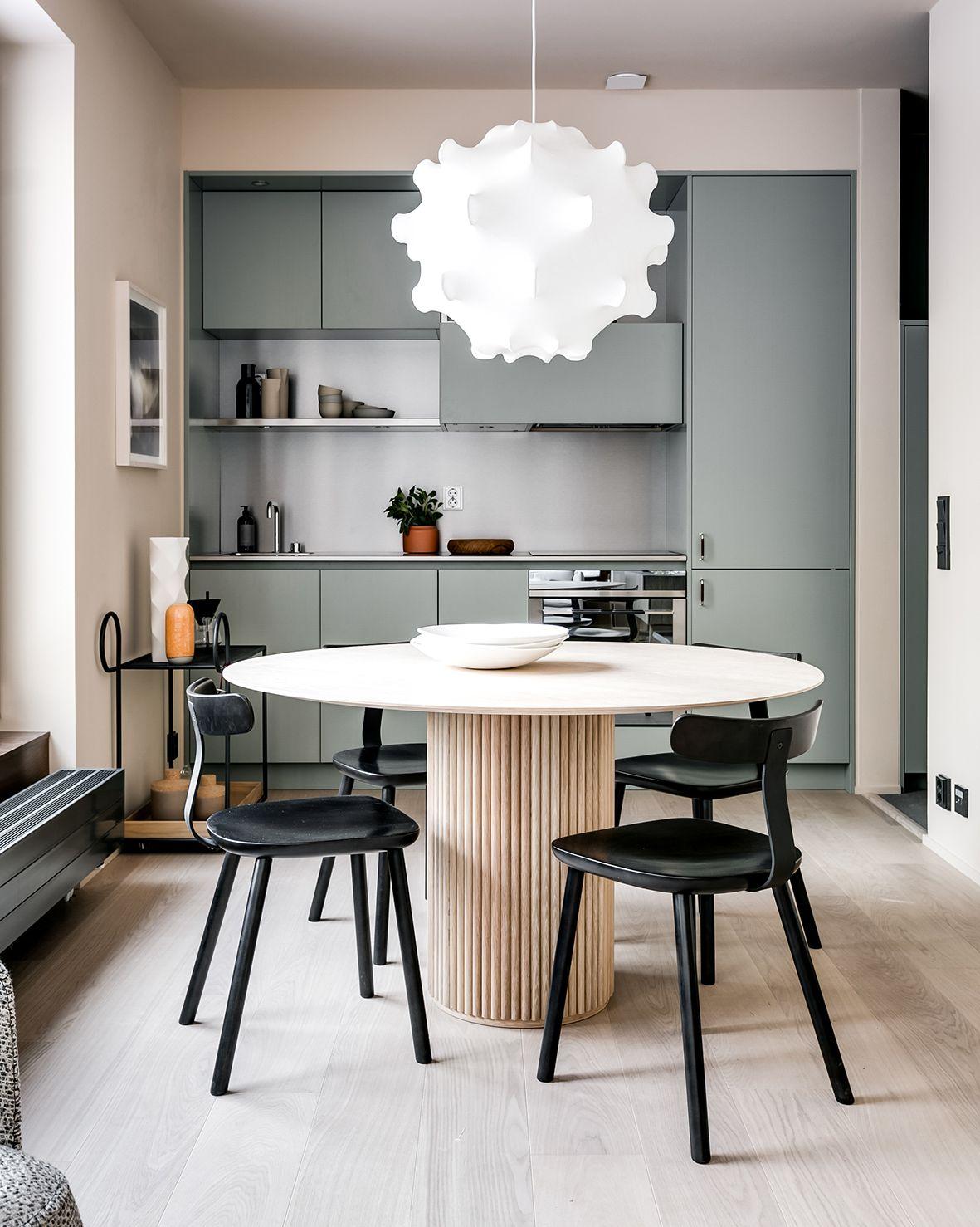 Apartamentos Mono en Estocolmo de Note Design Studio