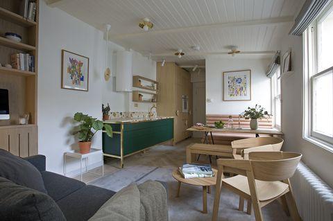 Micro apartamento en Nothing Hill